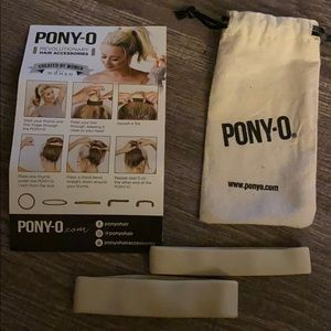 Pony-O cream - 2 pack
